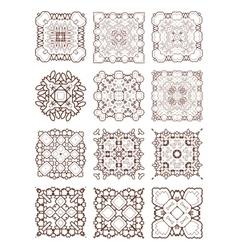 elements vector image