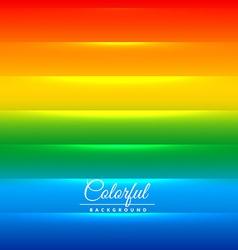 Multicolor beautiful background vector