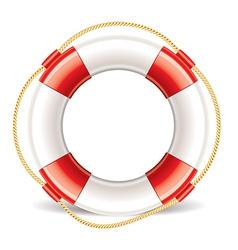 object lifebuoy vector image