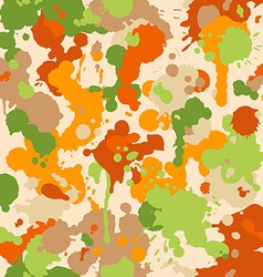 Grunge abstract watercolor background vector image