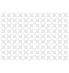 Silver colored spike background vector image