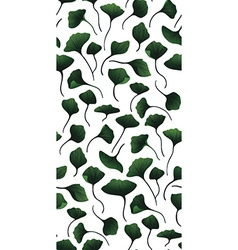 Floral stlyle pattern vector