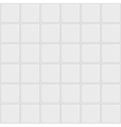 Grey tile texture seamless vector
