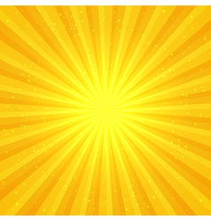 Sunny abstract background vector image