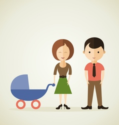 Family4 vector image vector image