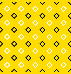 Abstract repeating pattern - square design vector