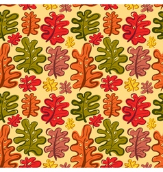 Artistic background with abstract plants vector