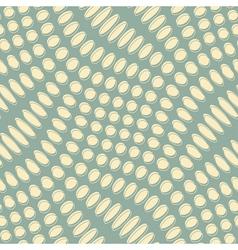 altered polka dot print vector image