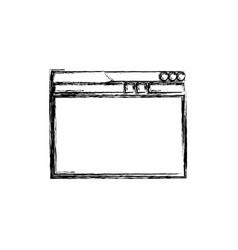 internet website page vector image
