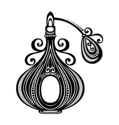 Perfume vector image