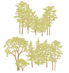 Trees002 vector