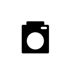 phodto camera icon vector image