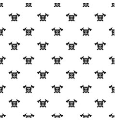 Save and preserve pattern seamless vector