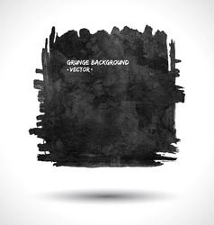 DARK SHAPE vector image vector image