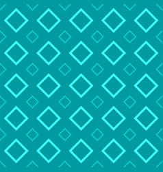 Abstract seamless pattern - square background vector