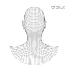 Ai digital brain artificial intelligence concept vector