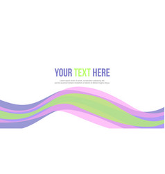 Banner abstract background style collection vector