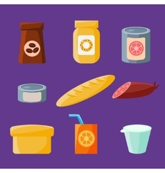 Common Goods and Everyday Products vector