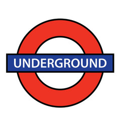 London underground vector