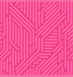 striped seamless geometric pattern - digital vector image