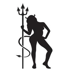 Devil girl bad girl2 vector