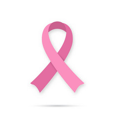 breast cancer awareness icon vector image