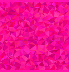 Abstract irregular triangle tiled background vector