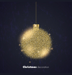 background for merry christmas holidays vector image