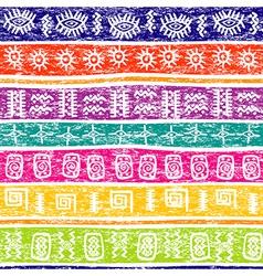 Background ethnic motifs vector