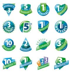 Large set of logos guarantees vector