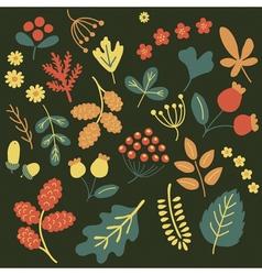 Set leaves vector
