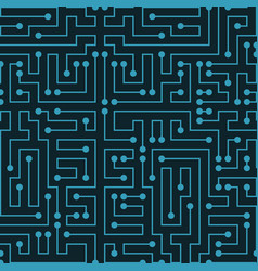 Technology pattern vector