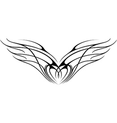 WING 2 vector image