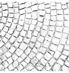 Paving stone pattern halftone texture vector