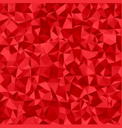 Abstract triangle mosaic pattern background - vector