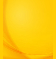 Abstract yellow background for design vector