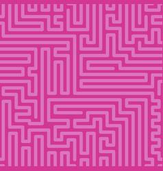 creative seamless geometric pattern colorful vector image