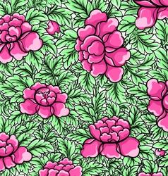 Flower 01 vector
