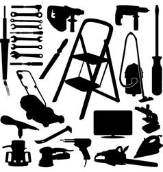 House tool vector