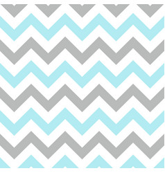 Minimalistic two colored zigzag seamless pattern vector