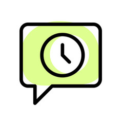 Online phone chat message archive past log vector