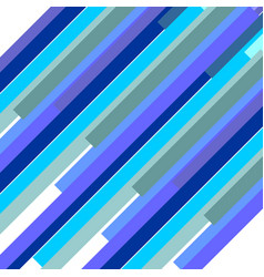 Abstract seamless pattern with colorful stripes vector