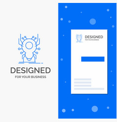 Business logo for bug insect spider virus app vector