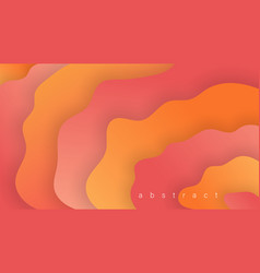 liquid abstract shape gradients vector image