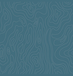 topographic contour in white lines and contours vector image