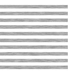 White and gray heather marl melange stripe pattern vector