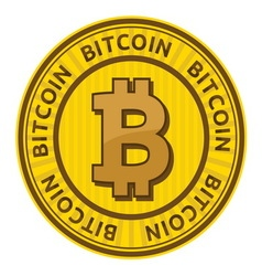 Bitcoin1 resize vector image vector image