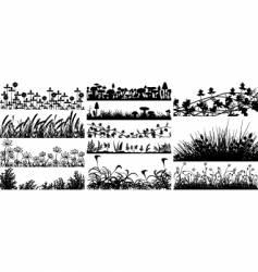 Vegetation vector