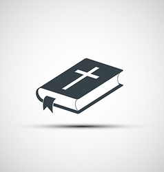 Icons bible vector