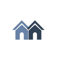 Property and construction home logo design for vector